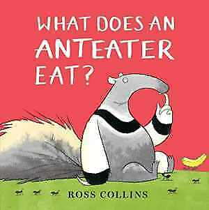 What Does An Anteater Eat? $3.89