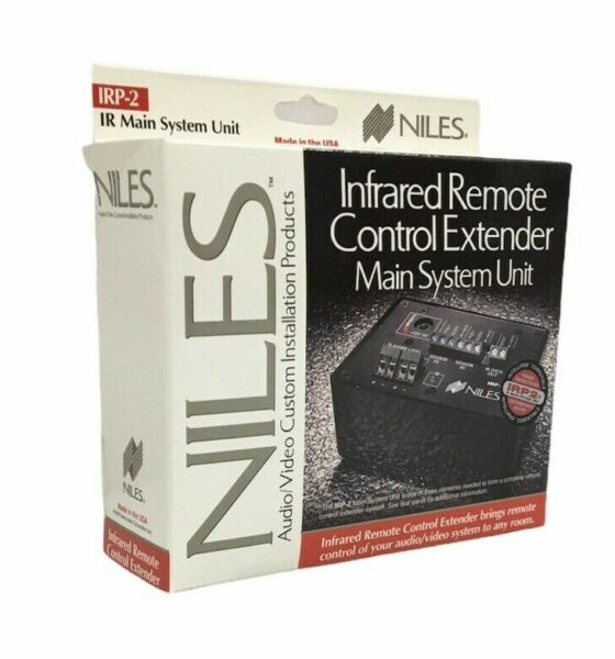 NEW Niles IRP2 Infrared Remote Control Extender Main System Unit #10176