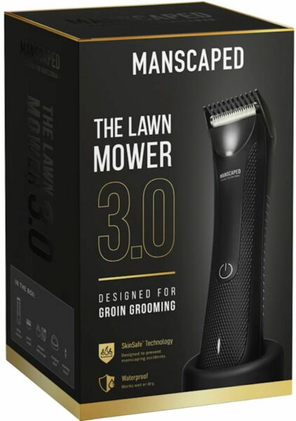 Manscaped The Lawn Mower 3.0 Cordless Rechargeable Electric Shaver