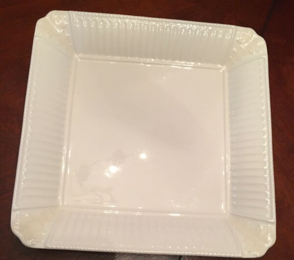 """2 Butlers Pantry Lenox 9"""" Square Salad Plates"""