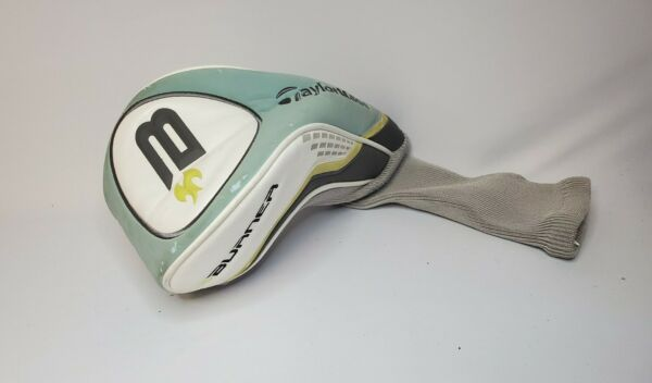 TAYLORMADE BURNER SUPERFAST TP DRIVER CLUB HEAD COVER