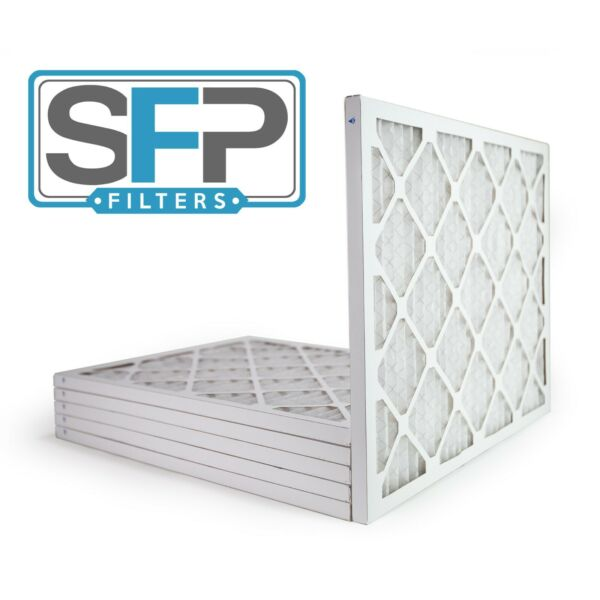 19 7 8x21 1 2x1 Merv 8 Pleated AC Furnace Filters. Pack of 6 Made in the USA $39.99