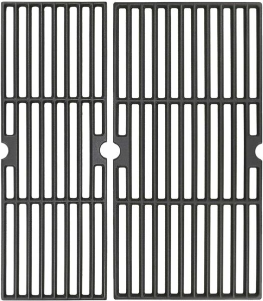 Cast Iron Cooking Grids for Charbroil Grill Replacement for Performance