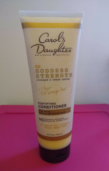 Carol#x27;s Daughter Goddess Strength Fortifying Conditioner 11 oz. New