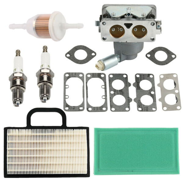 Carburetor for Toro 2000 2005 74590 LX466 13AT61RH048 Air filter Kit