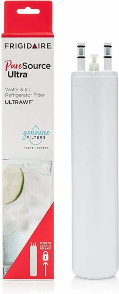 1 Count Brand New Frigidaire ULTRAWF Pure Source Ultra Water Filter long round $15.29