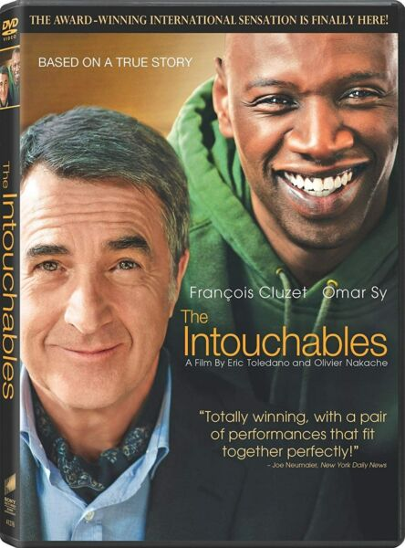 The Intouchables DVD NEW