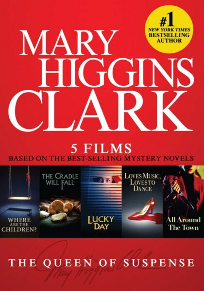 Mary Higgins Clark Best Selling Mysteries 5 Movie Collection DVD NEW $11.69