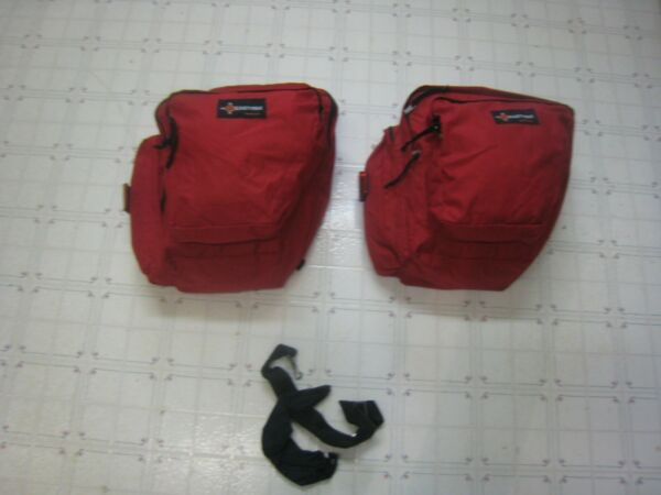 VINTAGE EAST PAK ROAD BIKE Pannier Bags Made In USA MINTY FOR CANNONDALETREKGT $69.99