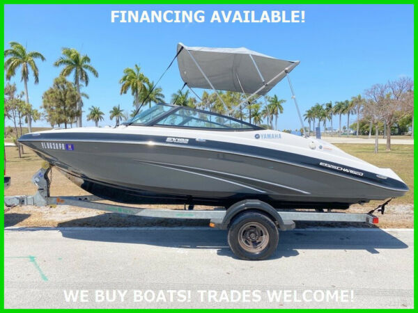 2014 YAMAHA SX192 ONLY 63 HOURS $29800.00