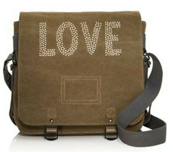 Zadig and Voltaire Love Green Bag $310.00