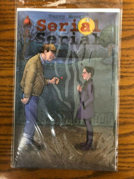 Serial 3 NM Brand New Terry Moore Abstract Press first 1st print