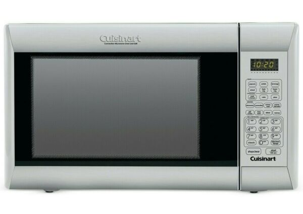 Cuisinart CMW 200 Convection Microwave Oven and Grill Stainless Steel