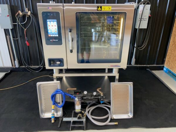ALTO SHAMM COMBI COMBITHERM GAS STEAM BOILERLES COOKING CONVECTION OVEN CTP7 20G $12500.00