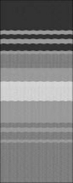CAREFREE OF COLORADO 302448D8DG 8#x27; DUNE BLACK GRAY REPLACEMENT AWNING FABRIC *C1