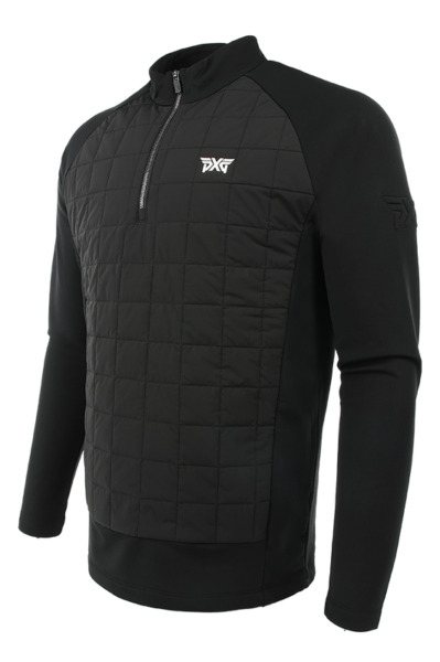 PXG Men#x27;s Quilted Down Hybrid Jersey Jacket $147.00