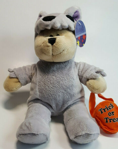 Starbucks Coffee Co 2010 Bearista Bear Collection Plush Halloween 94th Edition