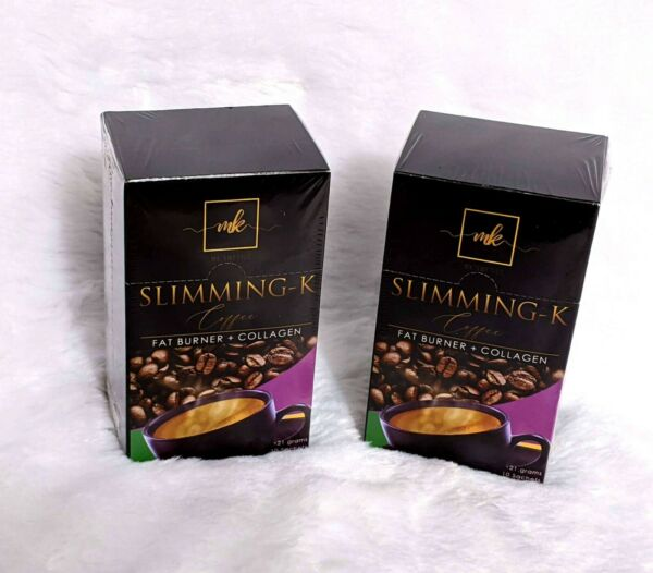 2 BOXES Slimming K Coffee by Madam Kilay