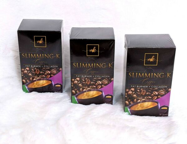 3 BOXES Slimming K Coffee by Madam Kilay