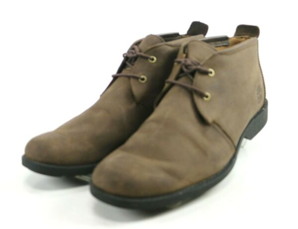 Timberland Earthkeepers City Lite Low $120 Men#x27;s Chukka Boots Size 11 Wide Brown $37.80