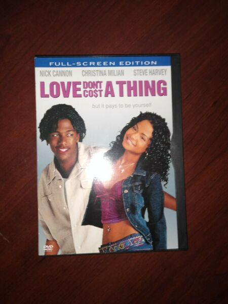 Love Don#x27;t Cost A Thing DVD C $2.00