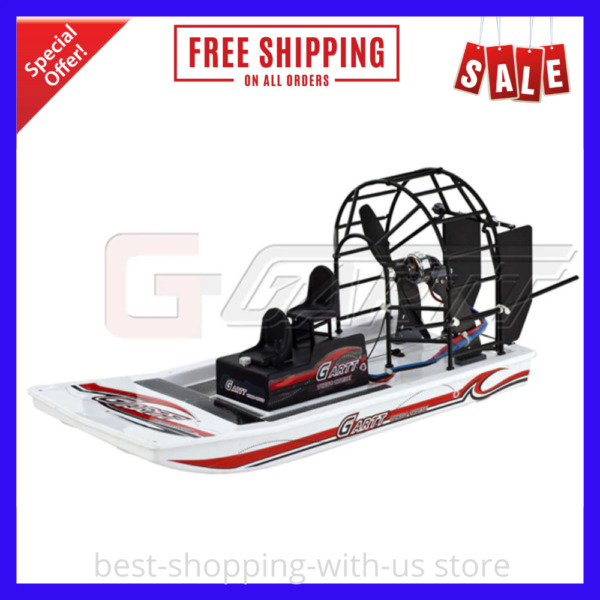High Speed Swamp Dawg Air Boat RC Body Motor Steering No Electric Parts Turbo $111.18