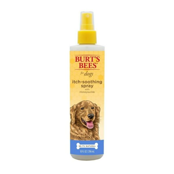 Burts Bees Itch Soothing Dog Spray 10 oz $9.99