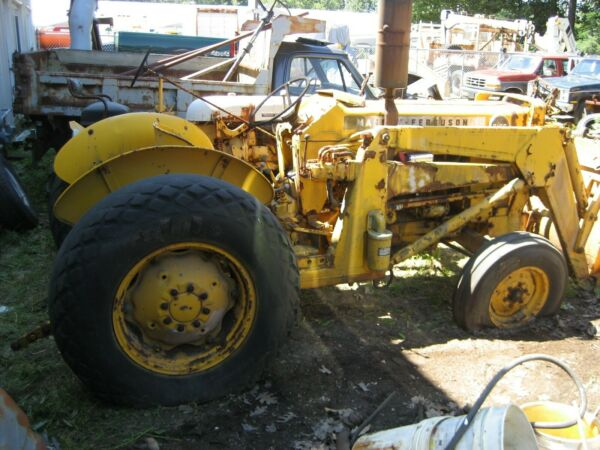 tractor $2100.00