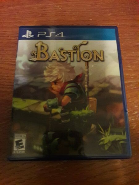 Bastion PS4 Limited Run Games $55.00