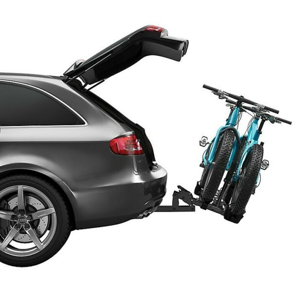 THULE T2 Hitch Bike Rack Folds allowing access to vehicle 2inch of 4 inch hitch $365.00