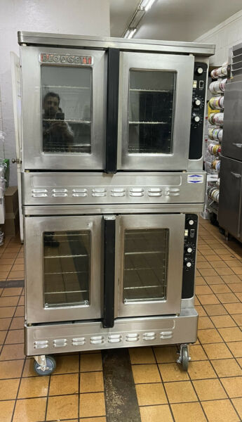 Blodgett DFG 100 3 Double Stack Convection Ovens