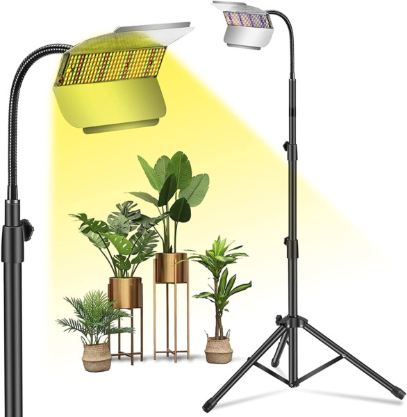 Grow Lights for Indoor PlantsPlant Growing Lamp LED Grow Light with Stand Full $29.25