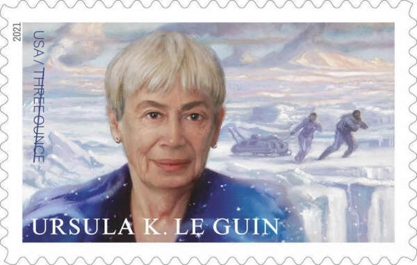 5619 Ursula K. Le Guin US Single Mint nh FREE SHIPPING Delivery After 7 27 $2.20