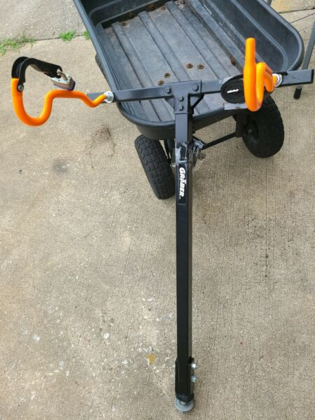 Graber Hitch Style Bike Rack With Lock And Bolt Attachment For Just About Any... $18.99