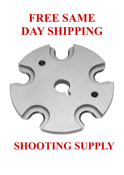 Hornady Lock n Load Shell Plate #8 9mm Luger 9x21 SAMEDAY FREE SHIPPING 392608