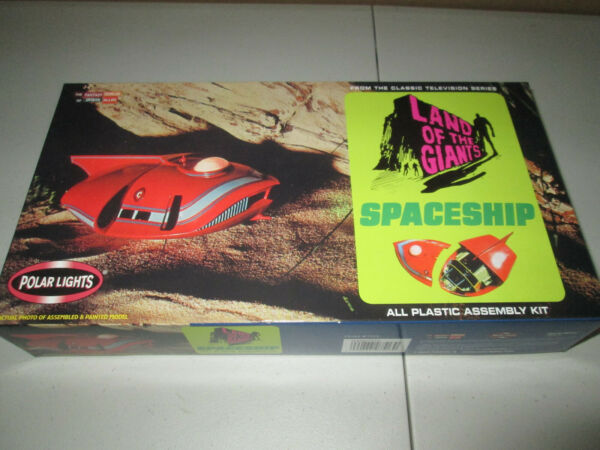 Polar Lights Aurora Re Issue Land of the Giants quot;SPINDRIFTquot; Model Kit