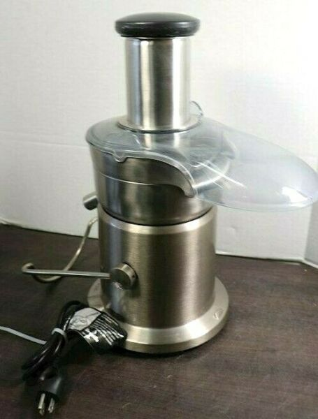 Breville Fountain Elite 1000W Electric Juicer 800JEXL missing pulp container