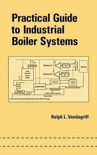 Practical Guide to Industrial Boiler Systems by Ralph Vandagriff 9780824705329 $274.28