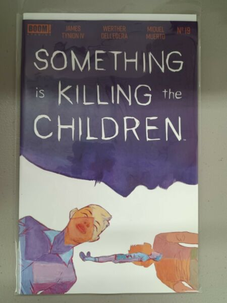 PRE SALE 8 25 Something is Killing the Children 19 NM 19A Main first 1st print