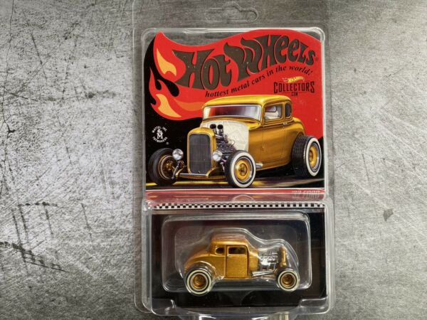 Hot Wheels Red Line Club Ford '32 Ford
