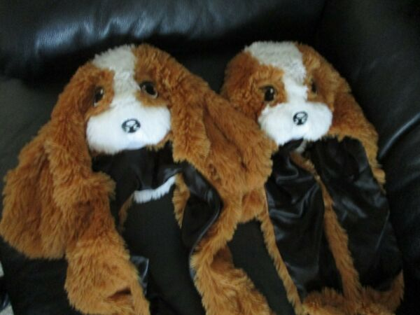 Twin Costume Dogs Hat One Size for young adult or bigger kid $15.00