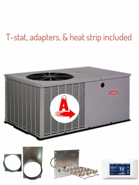 3 Ton 14 Seer Bryant by Carrier Electric Heat Package Unit $2550.00