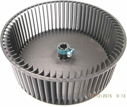 Dometic 3313107033 Duo Therm AC Brisk Air Blower Wheel $25.99