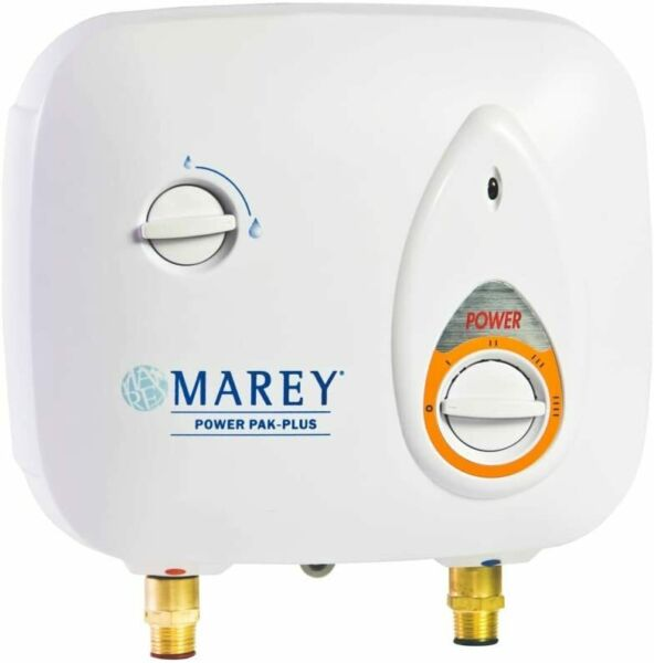 Marey 2.0 GPM Electric Tankless Water Heater Power Pak 220 Volt $209.99