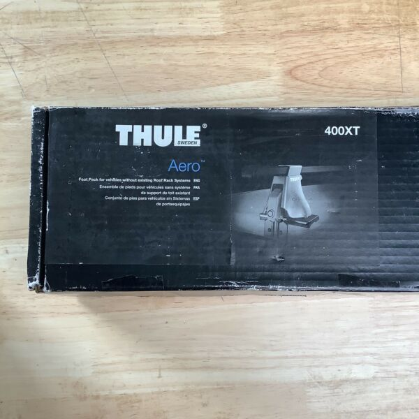 Brand New Thule 400XT Aero Foot Pack Kit Complete With All Parts $99.99