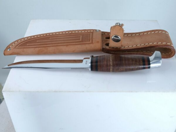 1980#x27;s Case Fixed Blade 365 SAB Hunting knife