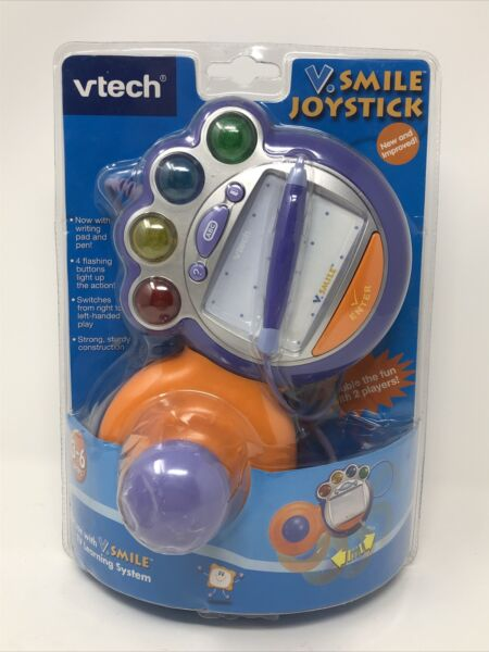 Vtech V Smile Joystick Controller Pad and Pen use with TV Learning System *New*