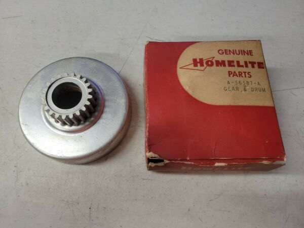 Homelite A 58030 A 56587 A Gear amp; Drum Chainsaws OEM NOS OPENBOX FREE SHIPPING $34.99