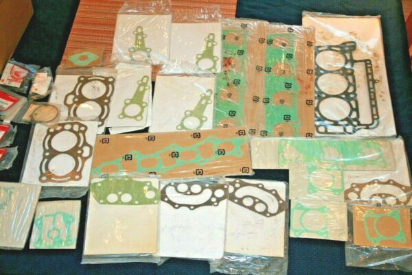 NOS LOT HONDA OUTBOARD GASKETS AND PARTS 27 PCS. 12251 ZV5 000 12251 881 850 $45.00