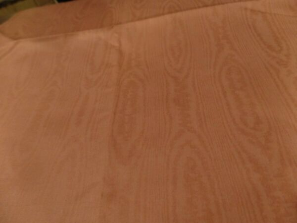 1 Yrd 45quot; Wide Cotton Pink Wood Material Fabric #5064 $3.00